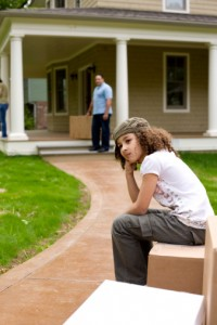 moving house stress and pshycological effect